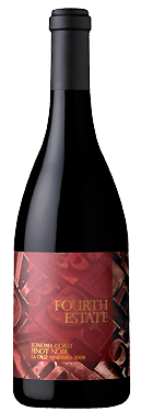 Fourth Estate 2008 La Cruz Vineyard Pinot Noir